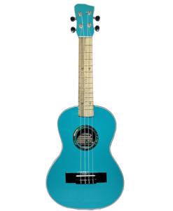 Ukelele Concierto azul Aguamarina